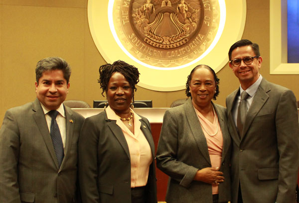 City of Fullerton appoints Ortega to MWD Board