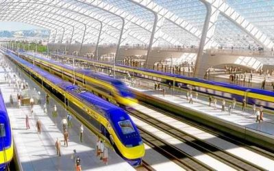 Is a Plan to Use High-Speed Rail Money for Water Projects Too Political to Win?